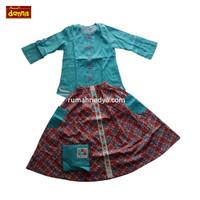 Setelan Anak DANNIS size 11 - Gamis/Jubah - Baju Busana Muslim