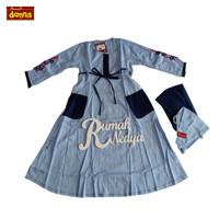 Setelan Anak DANNIS size -0 - Gamis/Jubah - Baju Busana Muslim