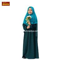 Setelan Anak DANNIS size 6 - Gamis/Jubah - Baju Busana Muslim