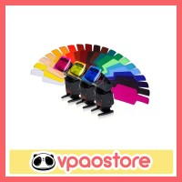 Photography Color Filter Card 20 Color for DSLR Flash - Mix Color