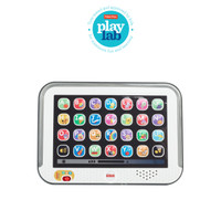 FISHER PRICE Laugh & Learn Smart Stages Tablet (Grey) Permainan Anak