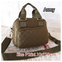 SG31032 Tas Wanita Import Hand Bag Wanita Sighmon/CHIBAO bordir 4slet