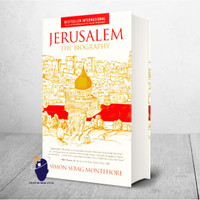 Jerusalem: The Biography (Hard Cover)