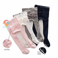 KACAKID Baby Girl Lace Tights - Legging Bayi