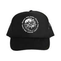 Forever Burn Forever (Dhroned x Baby Zombie) Trucker Hat
