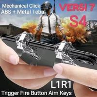 Trigger S4 Fire Fighter Eksklusif GP500 Gamepad PUBG Joystick L1 R1