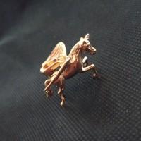Liontin Titanium Kuda Terbang Pegasus