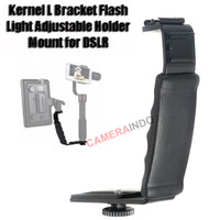 Holder bracket Kernel L hotshoe flash