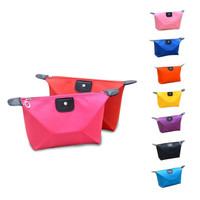 Tas dompet kosmetik cosmetic pouch mini make up kecil-FTS048