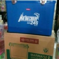 New Marina Cooler Box 24 Liter Lion Star
