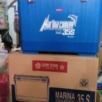 LION STAR Marina Cooler 35S Box Ice Kotak Tempat Es 35 S 33Lt GOSEND