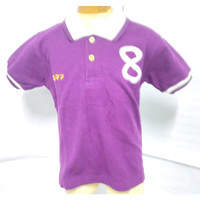 432-437* 4-7 tahun Kaos baju atasan polo shirt wangky anak cowo cewe