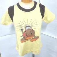 408-413* 6 bulan - 4 tahun Kaos baju atasan oblong anak cowo cewe