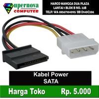 Kabel Power HDD TO SATA