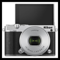 Nikon J5 Kit 10 - 30Mm Original Garansi Resmi 1 Tahun !! - Hitam