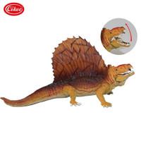 Dimetrodon Figure Dinosaurus Model Simulasi Dino