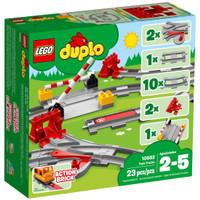 LEGO 10882 - Duplo - Train Tracks