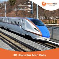 JR Hokuriku Arch Pass 7 Hari - Dewasa