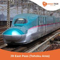 JR East Pass (Tohoku Area) Flexible 5 Hari - Anak