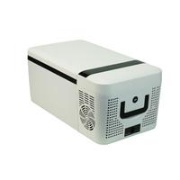 freezer + warmer portable lemari es kulkas kecil mini omega portabel