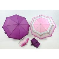 Payung Lipat 3 Korea Sutra List Renda