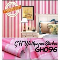 WALLPAPER SALUR PINK GH096