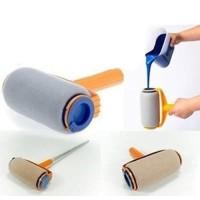 Kuas Cat Tembok Rumah - Pintar Facil Paint Roller