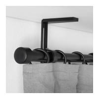 BETYDLIG - Braket dinding atau plafon Hitam
