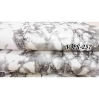 METH WPS257 GREAT MARBLE WHITE MARMER WALLPAPER STICKER WAL PAPER