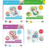Snuggle Super Infant to Toddler Rocker / Kursi Goyang Bayi Manual