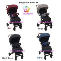 BabyElle 516 Matrix SP / Stroller / Kereta Dorong Bayi