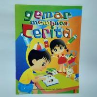 Buku Anak - Gemar Membaca Cerita