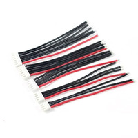 4 Pin (3S) LiPo Balance Cable Wire 22 AWG