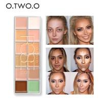 O.TWO.O 12 Colors Concealer Palette Face Makeup Base
