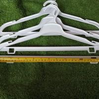 Hanger Plastik Putih