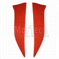 Karpet Serabut - Pijakan kaki - Dek Serabut Aerox Merah