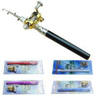 1.4m/Joran pancing/rod Penn/Alat pancing mini pen fishing rod/spinning