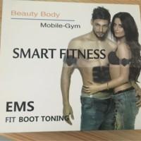 SMART FITNESS EMS musle training alat pengencang otot sixpad