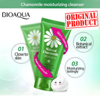 BIOAQUA Natural Chamomile clean skin Facial Cleanser Face Cleansing