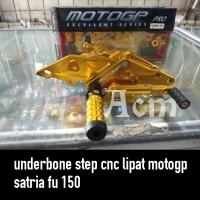 underbone step lipat motogp satria fu 150 - Gsx 150