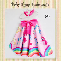 Dress Anak Perempuan Import Murah Dress Anak Murah Kartun Lucu Cewek