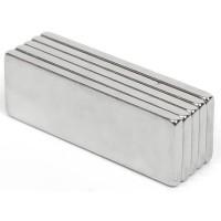 magnet piph panjang / Magnet Neodymium Cuboid N35 30 x 10mm 10 PCS