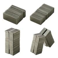 magnet kotak pipih / Strong Neodymium Magnet NdFeB N35 10 PCS
