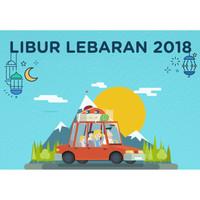 INFO LIBUR LEBARAN 2019
