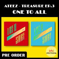 ATEEZ - TREASURE EP.3 [ONE TO ALL]