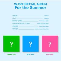WJSN - For The Summer [Special Album] SET