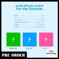 WJSN - For The Summer [Summer Special Album]