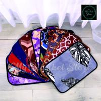 Keset Lantai / Floor Mat / Foot cloth Kamar Mandi Anti Slip Motif Lucu