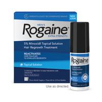 Rogaine Minoxidil Liquid GRATIS Pipet Original USA Penumbuh Rambut