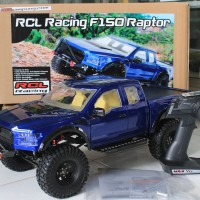 KYX SCX10II Ford F150 Adventure RC Car RTR Water Proof By RCL Racing